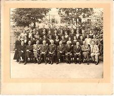 Grande CAB Photo bella immagine di gruppo-Vienna 1930er