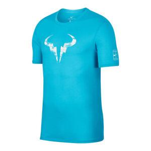 ventas calientes precio de calle compras Camiseta Rafa Nadal Nike Verano Dri Forma, Estilo Nuevo / | eBay