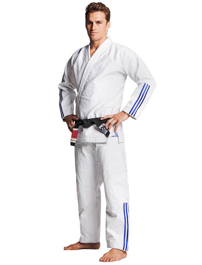 Adidas BJJ Anzug Gi  Quest  weiß JJ600 JJ600 JJ600 Brazilian Jiu-Jitsu NEUE KOLLEKTION 19bdbe