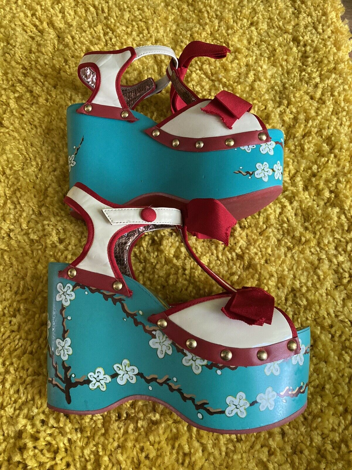 Rare irregular Choice Shoes Size 5