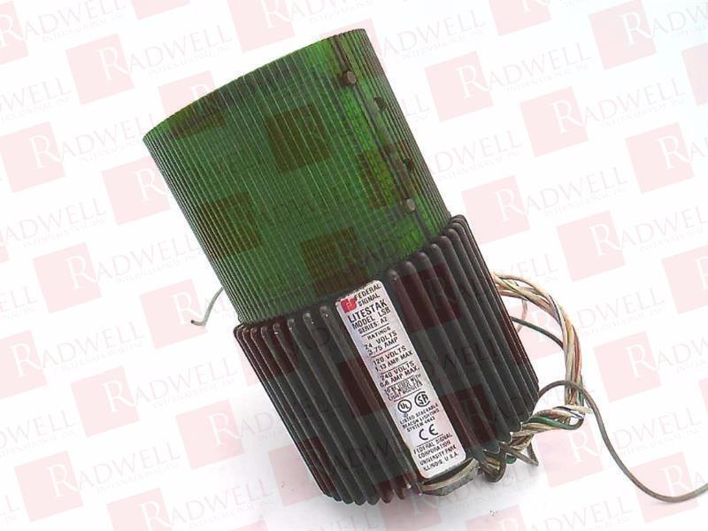 FEDERAL SIGNAL LSB-120G   LSB120G (RQAUS1)