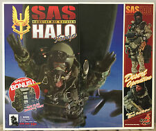 "HOT TOYS 1/6 SAS HALO TROOP PARAS DESR 12"" DRAGON DID ACTION FIGURE ELITE FORCE"