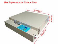 Screen Printing Led Uv Exposure Unit 80w 20 X 24 Exp Area