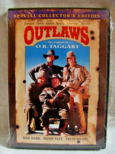 OUTLAWS The Legend of O B TAGGART (DVD, 1999)SPECIAL COLLECTOR'S EDITION *NEW*