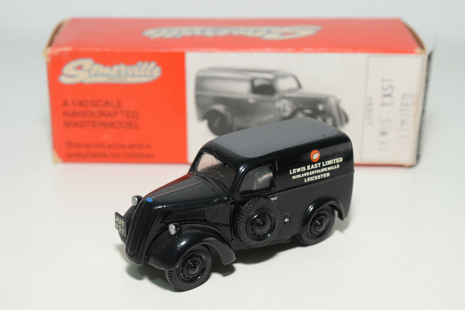 muchas concesiones SOMERVILLE 101 FORD FORDSON 5CWT VAN LEWIS EAST LIMITED MINT MINT MINT BOXED RARE SELTEN  selección larga