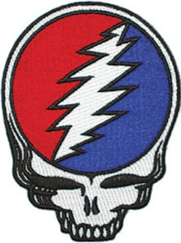 Application Steal Your Face Die Cut Patch P-1341