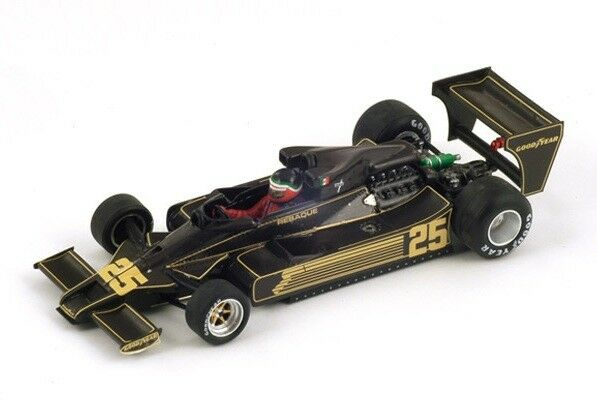Lotus 78 H.Rebaque  GP Germany  1978 (Spark 1 43   S1847)
