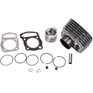 Cylinder Piston Rings Gasket Top End Kit For Honda CB125S CL125S XL125 SL125