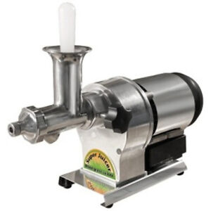 Commercial Grade Stainless Steel : ... -Volt-Super-Juicer-Stainless-Steel-Commercial-Grade-Wheatgrass-Juicer