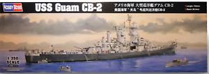 Hobbyboss 86514 1 350th scale USS Guam CB-2 Alaska Class Large Cruiser