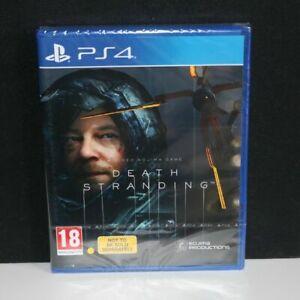 Tod-Verstrecken-Sony-ps4-Playstation-4-Spiel-NEU-amp-VERSIEGELT