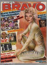 """BRAVO 30 / 22.7.1982 / MORGENROT,""""AMERICAN WERWOLF"""",POLICE,HELEN SCHNEIDER"""