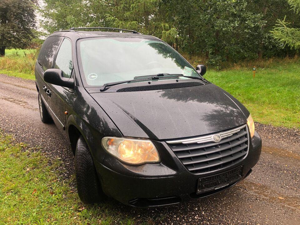 Chrysler Grand Voyager 2,8 CRD SE aut. Diesel aut.