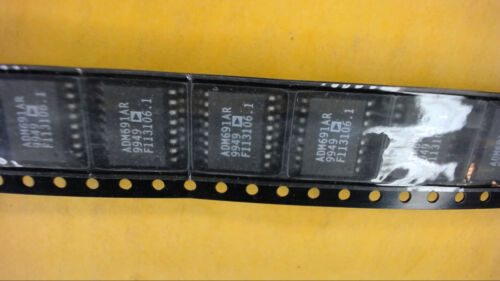 ANALOG DEVICE ADM691AR D//C 9949 Microprocessor IC 16-Pin SOIC Quantity-5