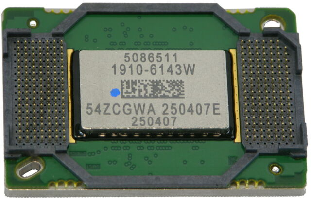 BRAND NEW TV DMD DLP CHIP 1910-6143W FOR SAMSUNG 1 YEAR WARRANTY