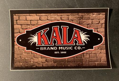 Kala Ukulele Sticker Decal