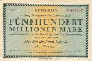Leipzig-500-Million-Mark-Series-B-S-973