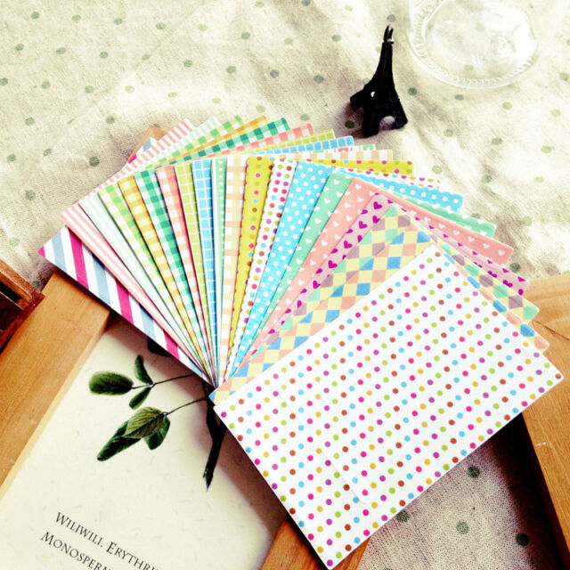 20X Cute Film Photo Book Tape Paper Diary Scrapbook Craft Home Decor Stickers DS