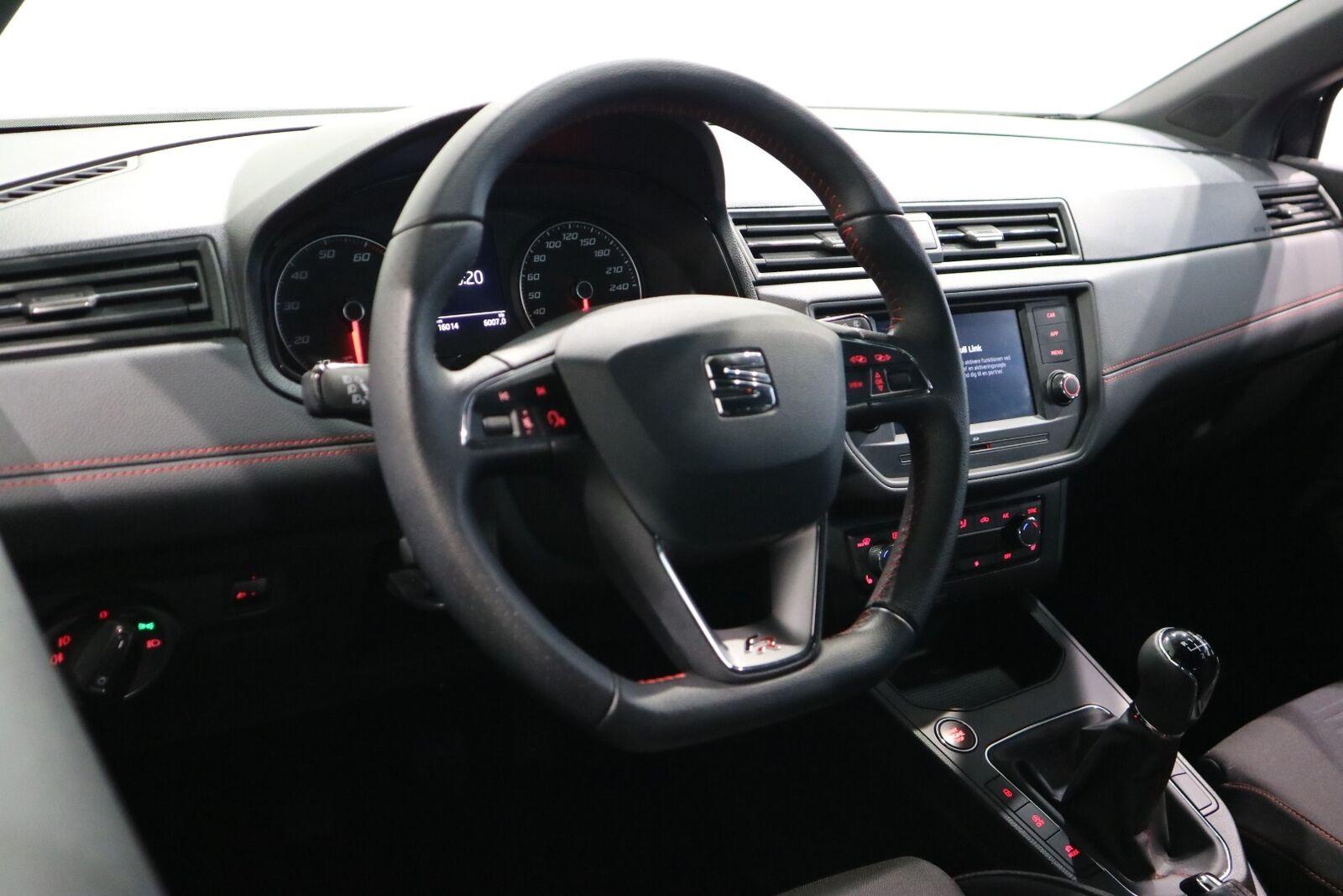 Seat Ibiza 1,0 TSi 115 FR - billede 9
