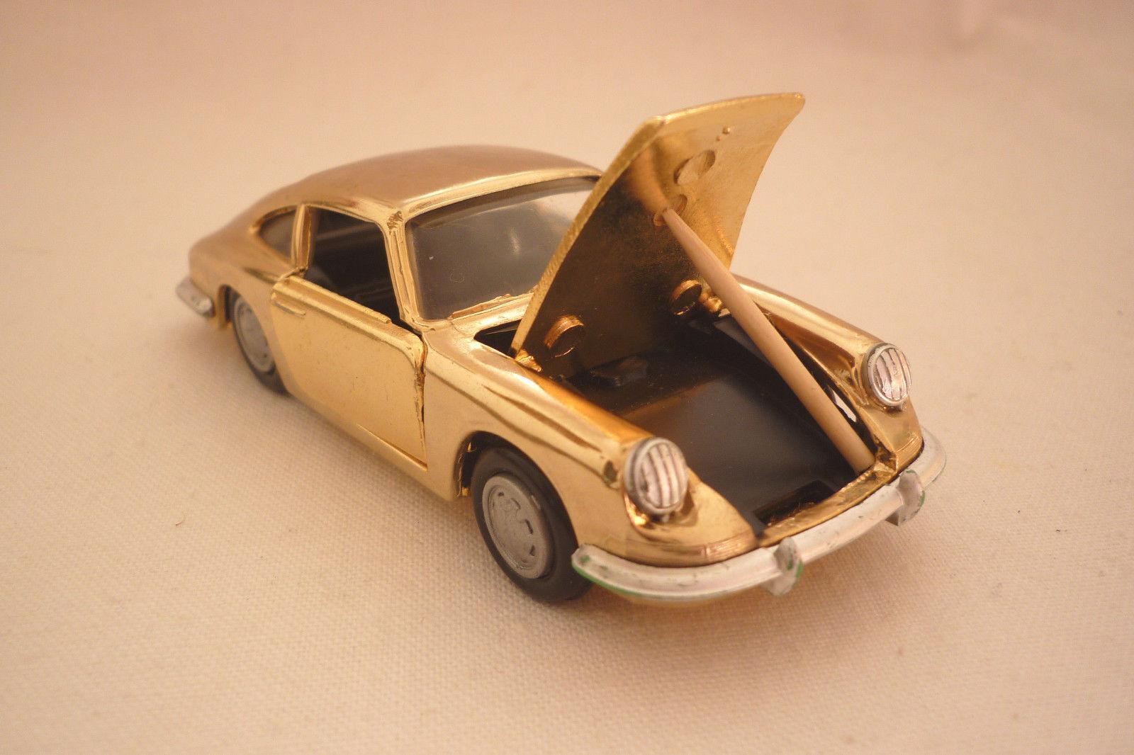 GAMA - MODELL - PORSCHE 911 - - - GoldFARBEN 1 42 - (3.DIV-29) 07a904