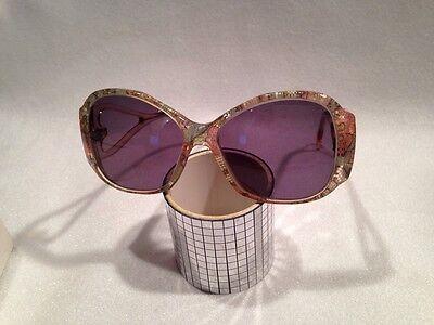 Vintage L. Evrard Sunglasses. Women's Glasses Frames Super Chic France Free Ship