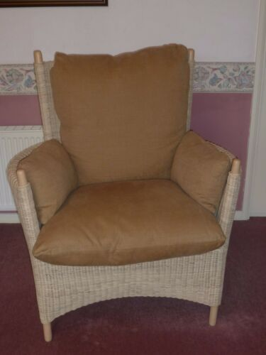Chair, Rattan bespoke chair by Fairtrade Furniture Company