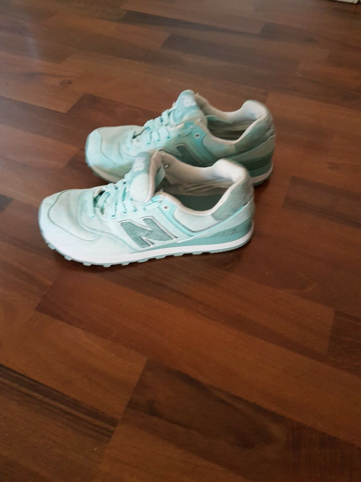 New balance 574, Damen, türkis/mint, 38