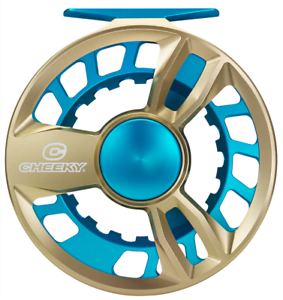 Cheeky ilimitadas 425 Fly Reel