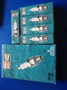Champion Spark Plugs / Marine Plugs 7712