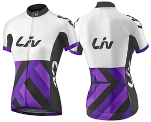 Liv Race Day Short  Sleeve Jersey  the latest models