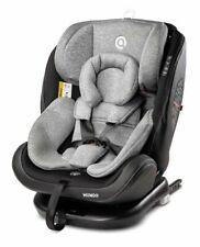 Autositz Kinderautositz Caretero Mundo Grey 360° ISOFIX 0-36 kg Gruppe 0/1/2/3