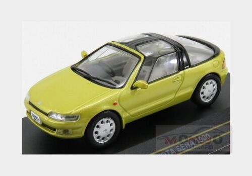 Toyota Sera 1990 Light Green FIRST43 1:43 F43-053