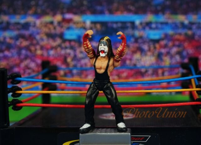 WWE MICRO AGGRESSION Wrestling Wrestler Figure Cake Topper Jeff Hardy K1041 A8