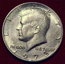 1973 Kennedy / Liberty Half Dollar Coin - Circulated