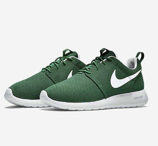 NIKE ROSHE ONE GORGE GREEN/WHITE MEN'S RUNNING SHOES