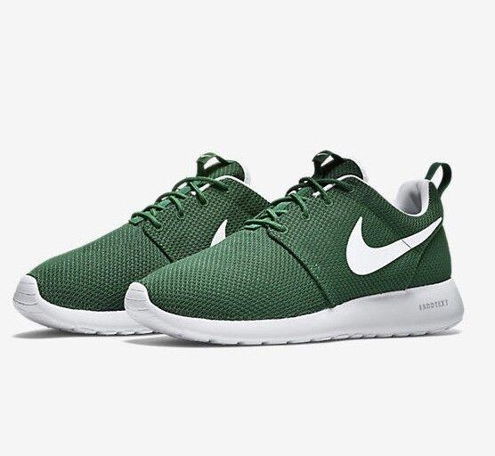 Nike Men's Roshe one Wolf GreyWhite Running Shoe 11.5 Men US 888408082046   eBay