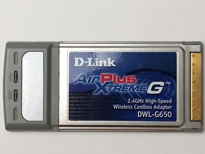 D LINK DWL G650 AIRPLUS DRIVER FOR MAC DOWNLOAD