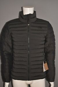 THE NORTH FACE NEW $229 Stretch Down Jacket Asphalt Grey Men's Small