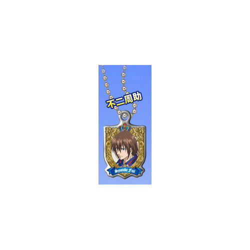 Prince of Tennis Fuji Metal Plate Key Chain Anime NEW