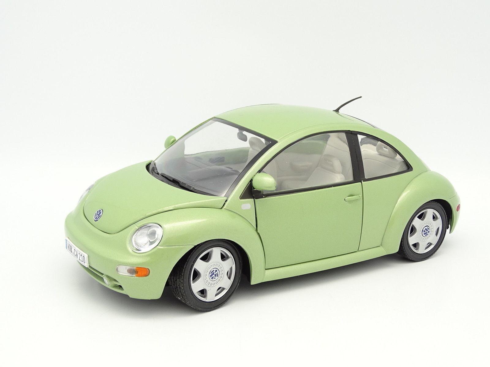 Solido SB 1 18 - VW Beetle 1999 Green