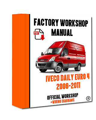 Official Work Manual Service Repair, Iveco Daily Wiring Diagram Pdf
