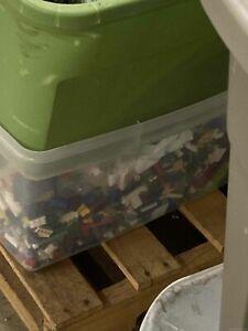 10lbs bulk lego lot
