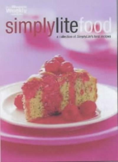 """""""Simply Lite (""""Australian Women's Weekly"""" Home Library) By Mary Coleman"""""""