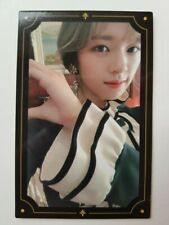 TWICE TZUYU #2 Authentic Official PHOTOCARD The Year of YES 3rd Special Album