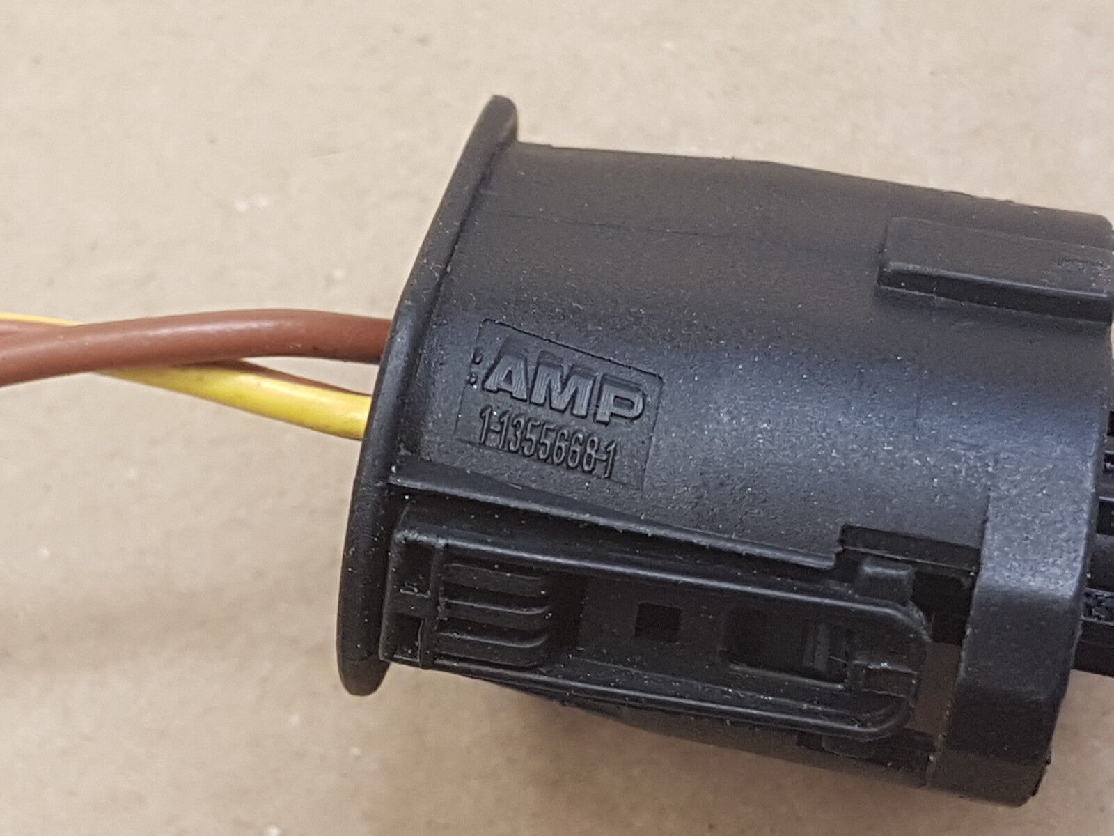 Genuine BMW E//F Serie H11 bombilla de luz de niebla de Conector Enchufe de alambre E90 F30