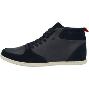Freizeit Sh Sneaker Mid E15065 Herren Boxfresh Eplett Leather Schuhe Cut Navy x6n0RRZaUq