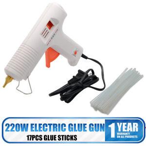 220W-Professionale-Temperatura-Costante-Pistola-per-Colla-a-Caldo