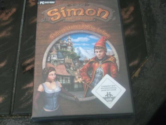 """""""Simon the Sorcerer, Chaos ist das halbe Leben"""" Windows xp Spiele für PC,"""