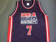 Larry Bird '1992 DREAM TEAM' Olympic Jersey  (XL, 2X, 3X.)