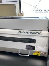 Roland Soljet Pro Ii V Sj 1045 104 Inch Solvent Printer Used